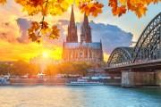 Kälte und Wärme des Rheins nutzen, um private Häuser zu wärmen oder zu kühlen