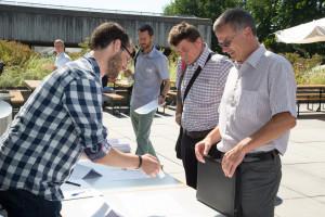 novatlantis Bauforum Zürich Aug. 2016, Erfolgskontrolle nachhaltiges Bauen